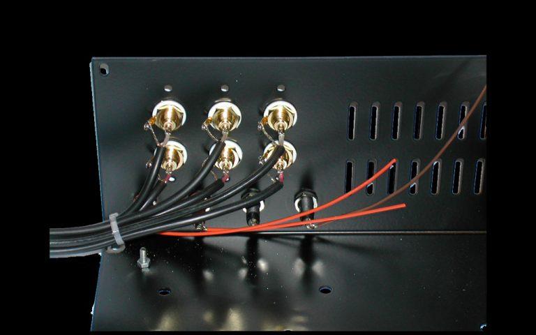 Edison 60 fit input rcas