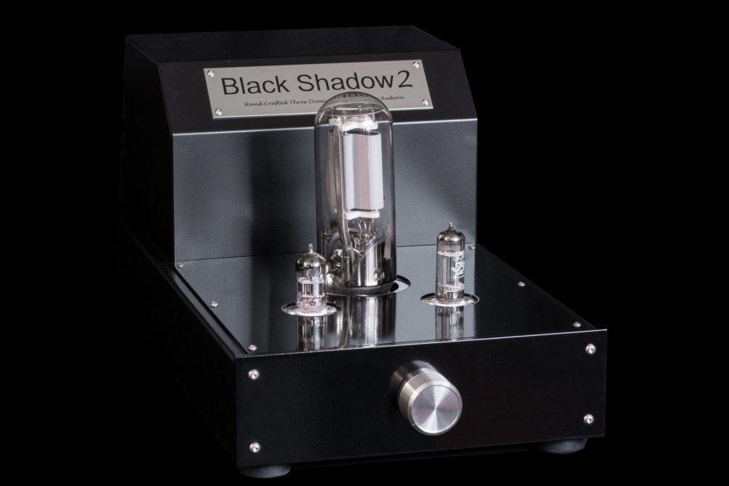 Black Shadow 2 845 power amplifier