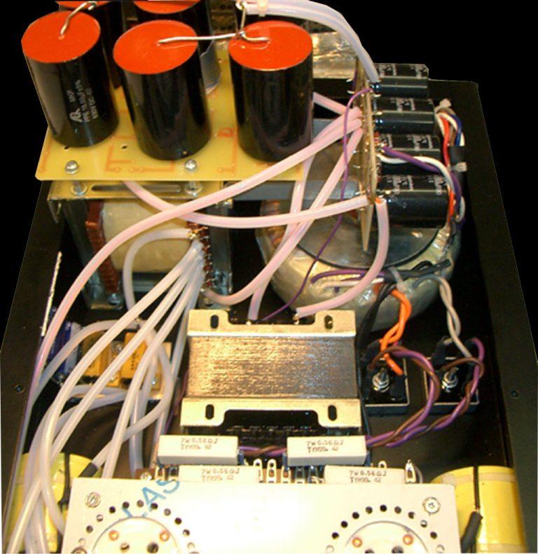 Audion Golden Dream standard 300B internal