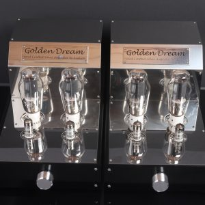 Golden Dream 300B self cancelling single ended
