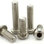 Audion Hex head Screws