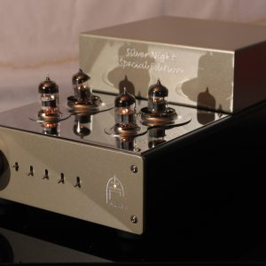 Silver Night Special Edition Line & MM Phono pre-amplifier