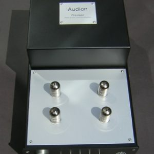 Audion Premier line level with phono stage