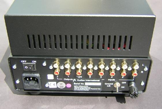 Audion Premier rear