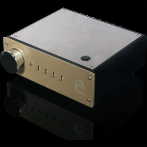 Silver night special edition transformer volume control passive pre-amplifier