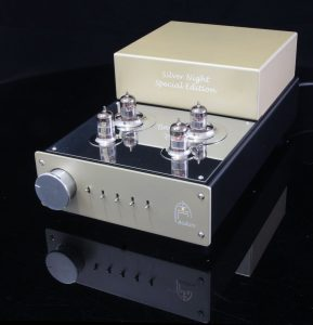 Silver Night Special Edition Pre-Amplifier front