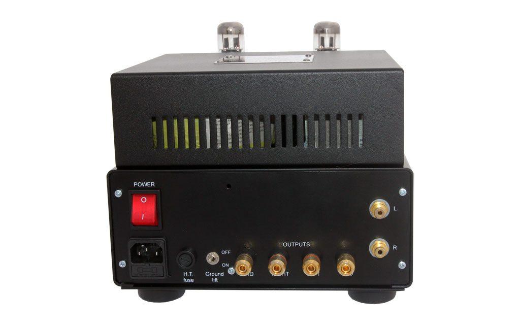 Audion Sterling EL34 stereo rear