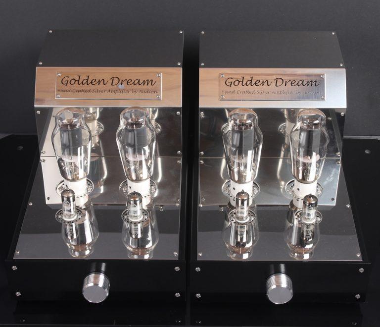 Audion Golden Dream 300B SCSE Mono blocks