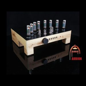 Audion Lignum Octo integrated power amplifier